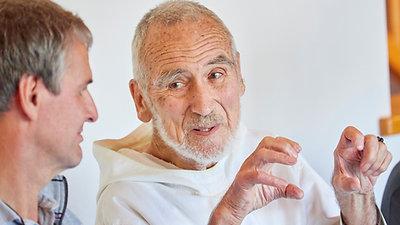 Br. David Steindl-Rast   Dem Geheimnis auf der Spur!