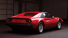 Ferrari - The Wolf Tribute 308GT