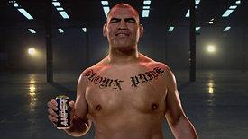 UFC Cain Velasquez Amper Energy Drink