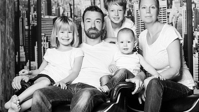 Kinder und Familie Fotos