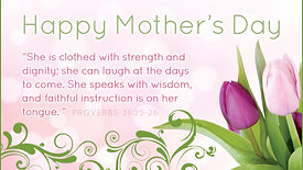 5.10.20 Mothers' Day