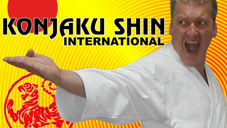 THE KONJAKU SHIN YOUTUBE CHANNEL
