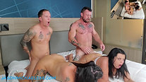 Trailer - Foursome With Sgt Miles & Misty Meaner