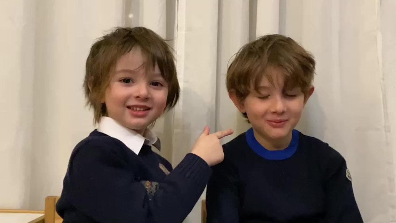 Giorgio e Tommaso