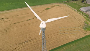 Inspection Wind Generator