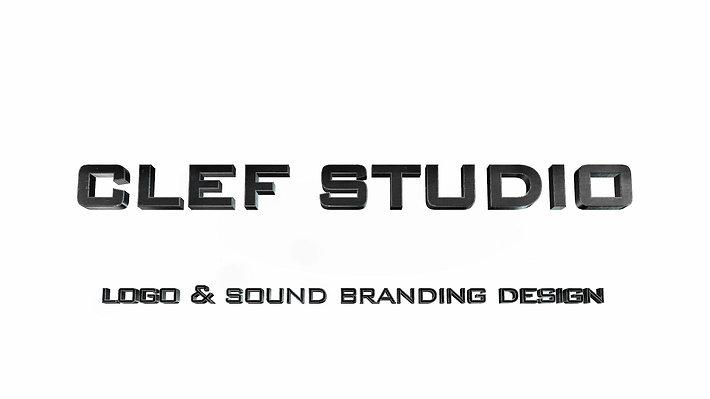 3.2 Clef Studio Logo & Sound