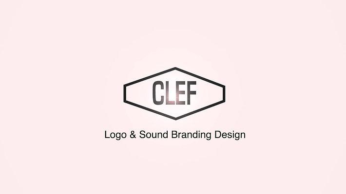5.1 Clef Studio Logo & Sound