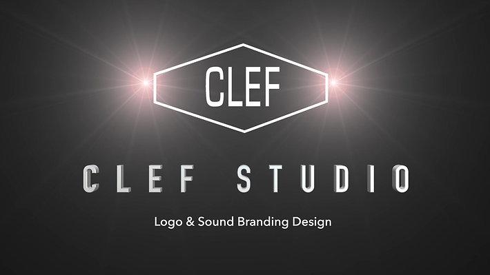 7.1 Clef Studio Logo & Sound
