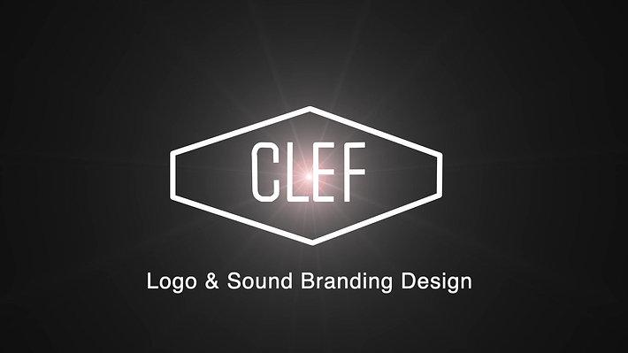 2.1 Clef Studio Logo & Sound