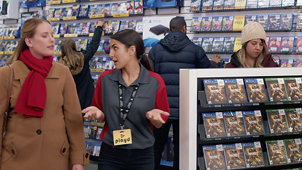 EB Games - TV French