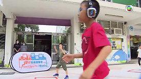 TVB 體育新世界 專題報導