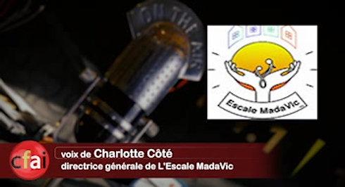 Cfai.tv 001 - ESCALE MADAVIC