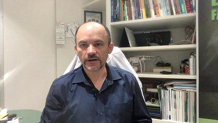 apresentacao do diretor da ONG Dr Francinaldo Gomes