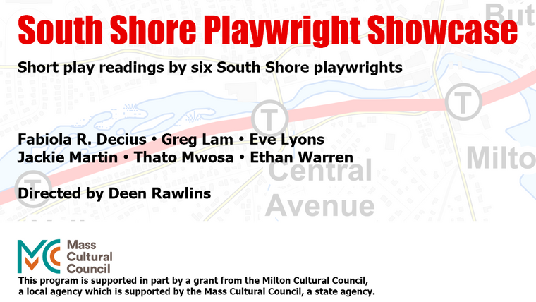 South Shore Playwright Showcase 2020