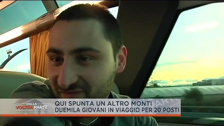 BUS TO GO ITALIA - DALLA VOSTRA PARTE