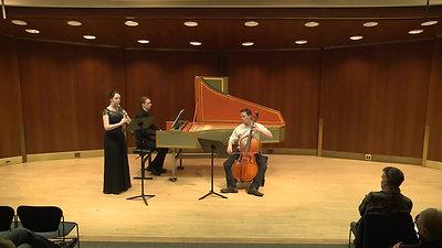 Handel Sonata in F, HWV 363a I. Adagio