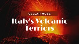 Italy's Volcanic Terroirs