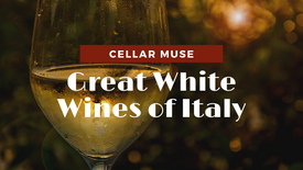 Great White Wines of Italy