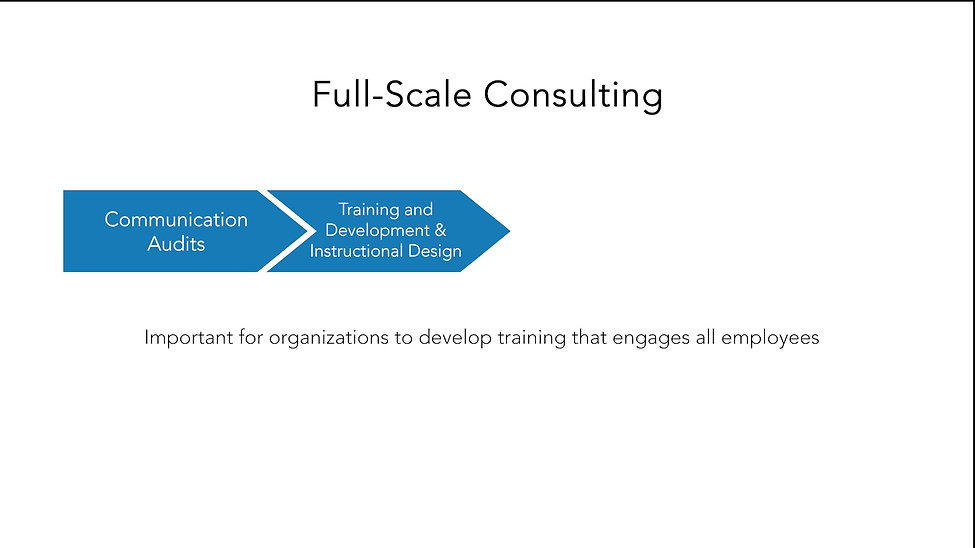 Full-Scale Consulting