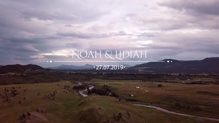 Noah and Lidiah | Wedding