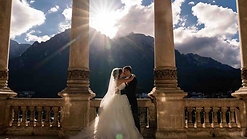 Anca and Alvaro - Royal Wedding at The Cantacuzino Castle