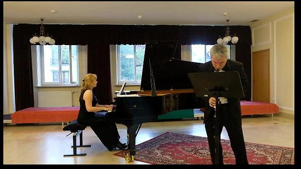 Bernard Chmielarz-Crazy Taxi Driver's Song na klarnet i fortepian (2004/18)