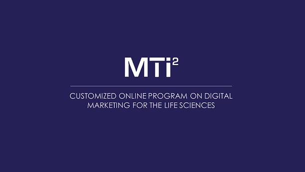 Digital Marketing for the Life Sciences