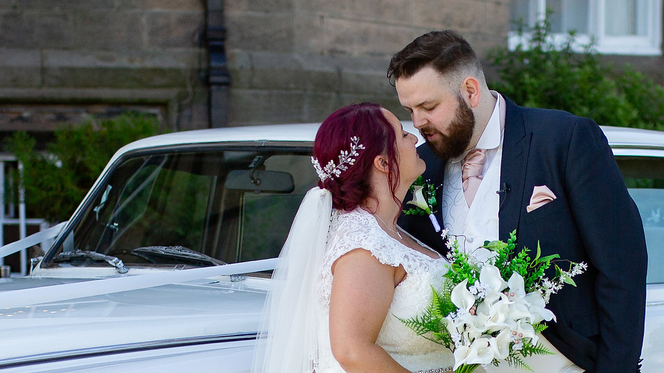 Kylie and Chris - Leasowe Castle Wedding. Cinematic Highlights