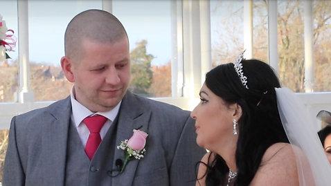 The Wedding of Peter and Karon Merrigan