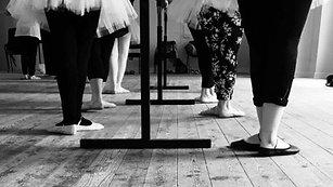 Ballet Class LIVE