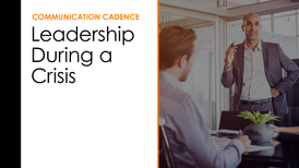 Communication Cadence
