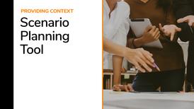 CEO Tools Scenario Planning Tool