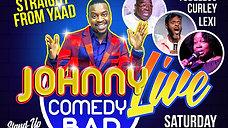 Johnny Live Comedy Bar - Virtual Episode 2