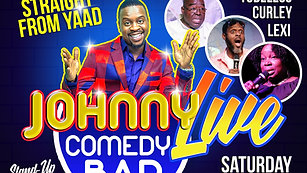Johnny Live Comedy Bar - Virtual Episode 2