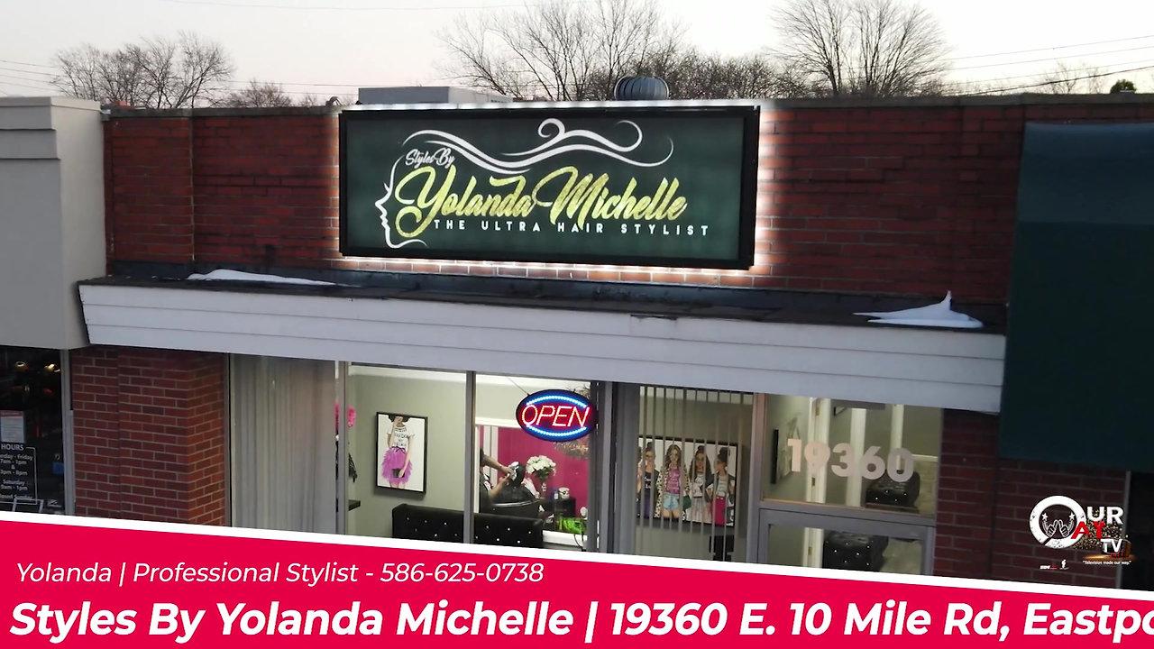 Styles by Yolanda Michelle | 19360 E. 10 Mile Rd,  Eastpointe