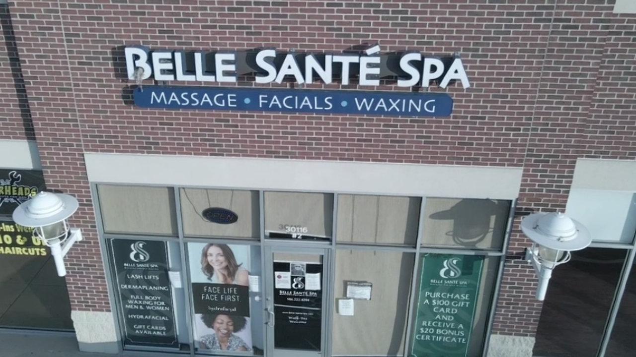 Belle Sante' Spa   30116 Harper Ave. St. Clair Shores, MI