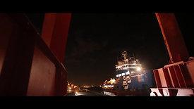 Batismo de Navio Ocean Pact - Pier Mauá