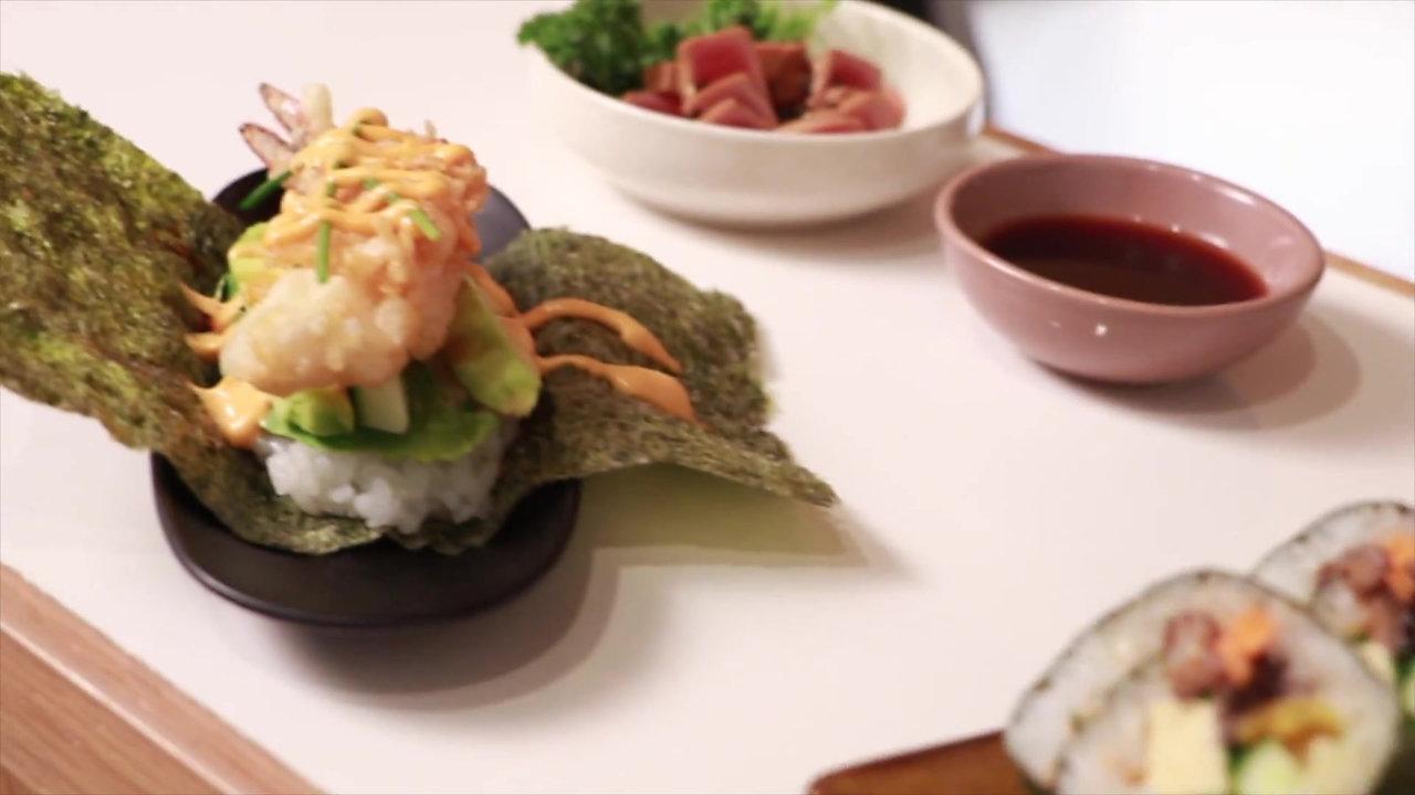 Izumi Teaser - Sushi