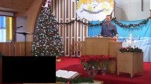 Dec 27, 2020 Worship Service