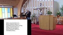 May 9th, 2021 Worship Service