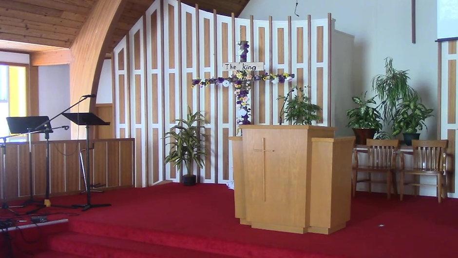 April 11, 2021 Worship Service