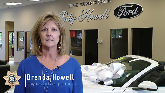 BRENDA HOWELL ON FCSO