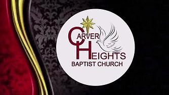 Carver Heights Baptist Church Wednesday Night Bible Study