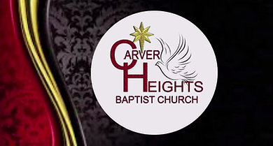 Carver Heights Baptist Church Sunday Service