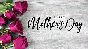 Mother's Day at Center Cross