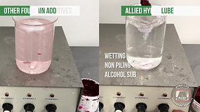 Hydro Lube, For Wetting, Non Piling & Alcohol Replacement