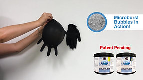 Powerful Microburst System Kleener Testing
