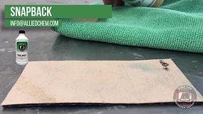 Snapback Blanket Repair