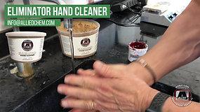 Organic, Emulsifying, & Conditioning Hand Cleaner