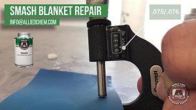 Smash Blanket Repair